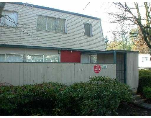 """Main Photo: 765 WESTVIEW CR in North Vancouver: Upper Lonsdale Townhouse for sale in """"CYPRESS GARDENS"""" : MLS®# V566550"""