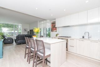 Photo 7: 101 680 SEYLYNN Crescent in North Vancouver: Lynnmour Townhouse for sale : MLS®# R2618990