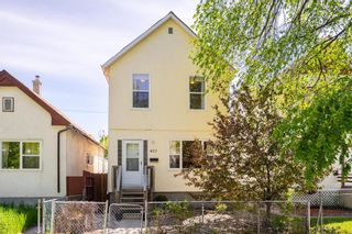 Photo 1: 421 Victor Street in Winnipeg: West End Residential for sale (5A)  : MLS®# 202113581
