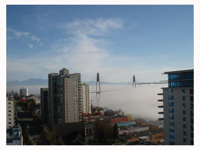 """Photo 10: Photos: 1606 610 VICTORIA Street in New Westminster: Downtown NW Condo  in """"THE POINT"""" : MLS®# V819393"""