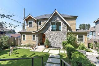 Photo 1: 255 N KOOTENAY Street in Vancouver: Hastings Sunrise House for sale (Vancouver East)  : MLS®# R2425740