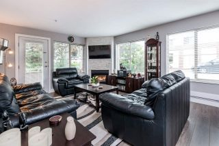 Photo 3: 101 19130 FORD ROAD in Pitt Meadows: Central Meadows Condo for sale : MLS®# R2276888