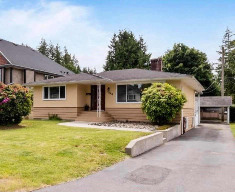 Main Photo: 980 WINSLOW Avenue in Coquitlam: Central Coquitlam House for sale : MLS®# R2589870