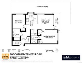 Photo 35: 103 1018 Inverness Rd in : SE Quadra Condo for sale (Saanich East)  : MLS®# 881817