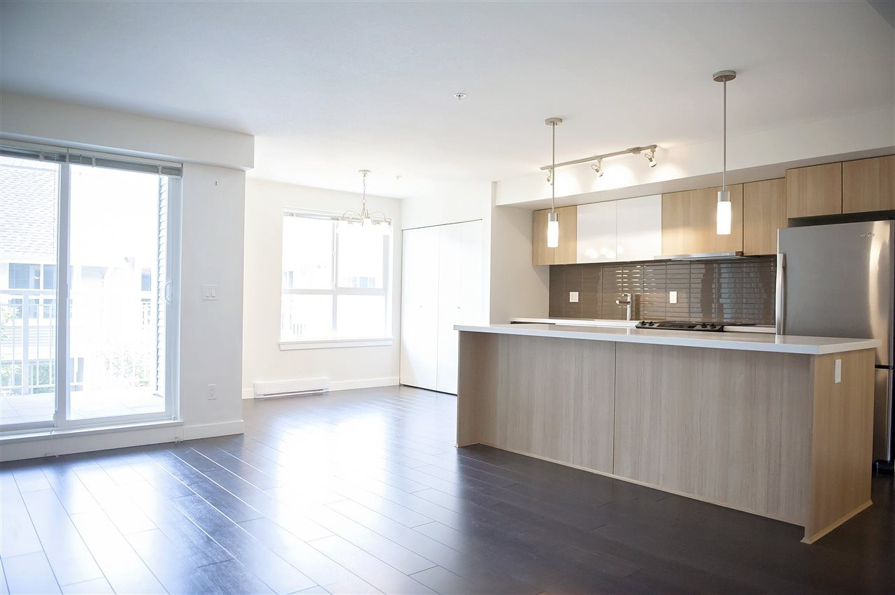 """Main Photo: 308 618 LANGSIDE Avenue in Coquitlam: Coquitlam West Townhouse for sale in """"BLOOM"""" : MLS®# R2377050"""