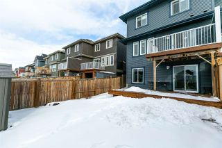 Photo 26: 3400 WEIDLE Way in Edmonton: Zone 53 House Half Duplex for sale : MLS®# E4229486