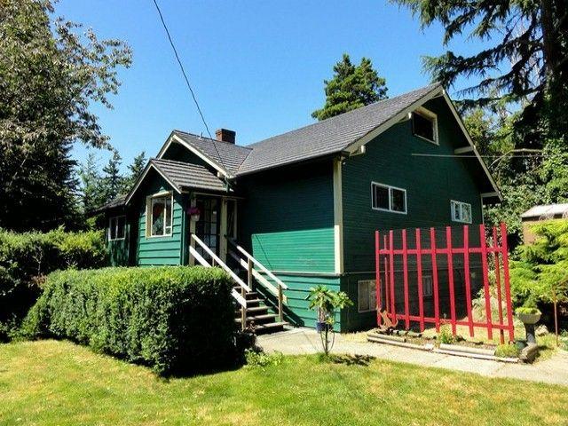 Main Photo: 18217 56TH AV in Surrey: Cloverdale BC House for sale (Cloverdale)  : MLS®# F1317095