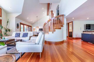 Photo 12: 5772 SUNSHINE FALLS Lane in North Vancouver: Woodlands-Sunshine-Cascade House for sale : MLS®# R2613401