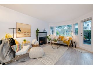 "Photo 1: 108 13959 16 Avenue in Surrey: Sunnyside Park Surrey Condo for sale in ""White Rock Village"" (South Surrey White Rock)  : MLS®# R2427528"