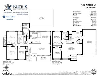 Photo 40: 933 KINSAC Street in Coquitlam: Coquitlam West House for sale : MLS®# R2518051