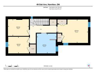 Photo 77: 49 Oak Avenue in Hamilton: House for sale : MLS®# H4090432