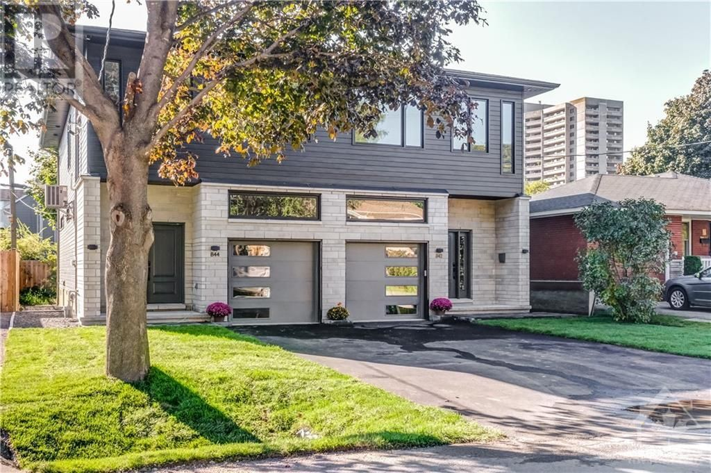 Main Photo: 844 MAPLEWOOD AVENUE in Ottawa: House for sale : MLS®# 1265715