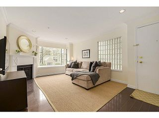 Photo 5: 3163 LAUREL Street in Vancouver: Fairview VW Townhouse for sale (Vancouver West)  : MLS®# V1127943