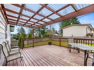 Photo 34: 32836 GATEFIELD Avenue in Abbotsford: Central Abbotsford House for sale : MLS®# R2547148