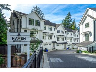 """Main Photo: 26 3339 148 Street in Surrey: King George Corridor Townhouse for sale in """"THE HAVEN"""" (South Surrey White Rock)  : MLS®# R2616191"""