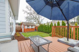 Photo 30: 23 Newstead Cres in VICTORIA: VR Hospital House for sale (View Royal)  : MLS®# 814303