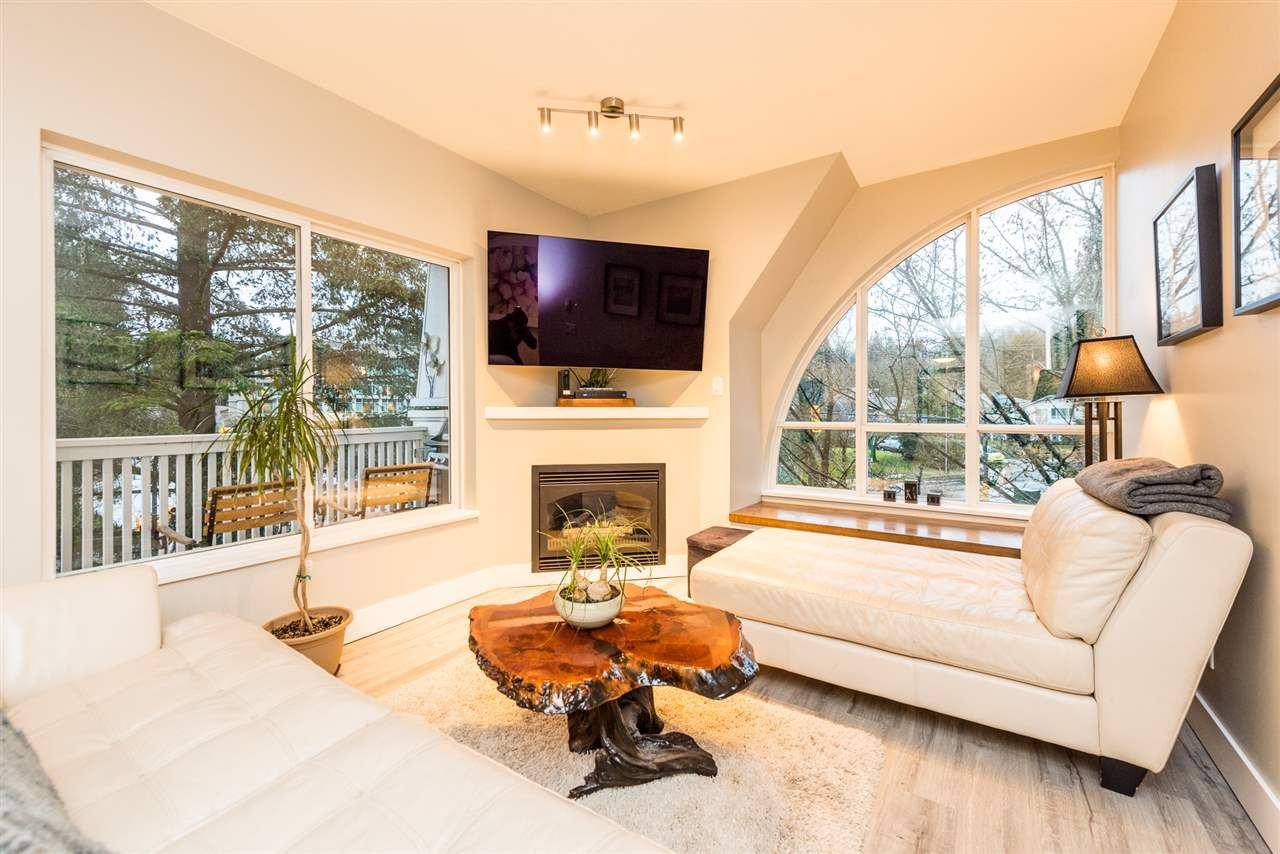 """Main Photo: 405 1111 LYNN VALLEY Road in North Vancouver: Lynn Valley Condo for sale in """"The Dakota"""" : MLS®# R2327311"""