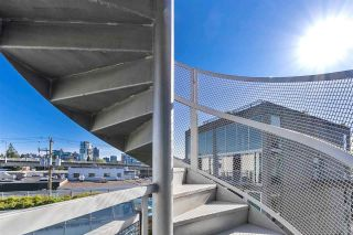 """Photo 30: 513 1540 W 2ND Avenue in Vancouver: False Creek Condo for sale in """"THE WATERFALL BUILDING"""" (Vancouver West)  : MLS®# R2624820"""