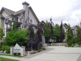 """Photo 1: 165 1100 E 29TH Street in North Vancouver: Lynn Valley Condo for sale in """"HIGHGATE"""" : MLS®# V888969"""