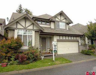 "Photo 1: 20835 97B AV in Langley: Walnut Grove House for sale in ""WYNDSTAR"" : MLS®# F2522675"