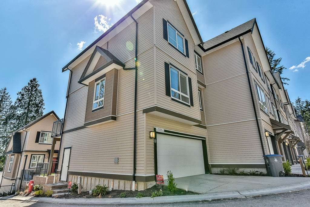 Main Photo: 59 14555 68 Avenue in Surrey: East Newton Townhouse for sale : MLS®# R2209199