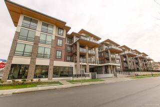 """Photo 2: 402 12460 191 Street in Pitt Meadows: Mid Meadows Condo for sale in """"ORION"""" : MLS®# R2436076"""