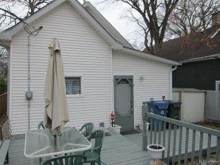 Photo 12: 19 Guay Avenue in WINNIPEG: St Vital Residential for sale (South East Winnipeg)  : MLS®# 1409385