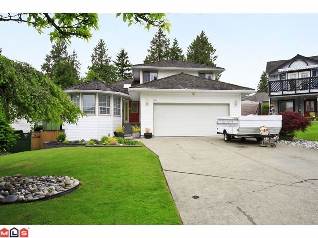Main Photo: 18031 62ND Avenue in Surrey: Cloverdale BC House for sale (Cloverdale)  : MLS®# F1015025