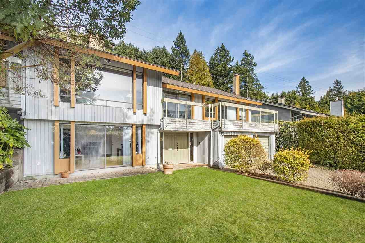 Main Photo: 4643 PORT VIEW Place in West Vancouver: Cypress Park Estates House for sale : MLS®# R2550150