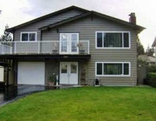 """Photo 1: 3911 VICTORIA Place in Port Coquitlam: Oxford Heights House for sale in """"OXFORD HEIGHTS"""" : MLS®# V636277"""