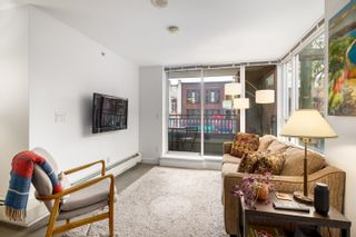 """Photo 5: 207 231 E PENDER Street in Vancouver: Downtown VE Condo for sale in """"Frameworks"""" (Vancouver East)  : MLS®# R2625636"""