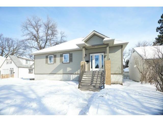 Main Photo: 356 Lindsay Street in WINNIPEG: River Heights / Tuxedo / Linden Woods Residential for sale (South Winnipeg)  : MLS®# 1303569