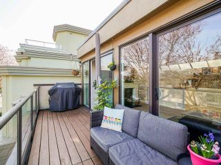 """Photo 27: 1 1214 W 7TH Avenue in Vancouver: Fairview VW Townhouse for sale in """"MARVISTA COURTS"""" (Vancouver West)  : MLS®# R2560085"""