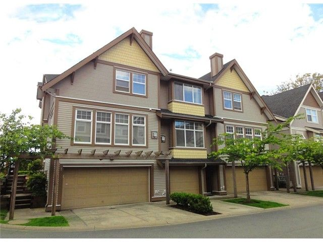 """Main Photo: # 2 6588 188TH ST in Surrey: Cloverdale BC Townhouse for sale in """"Hillcrest Place"""" (Cloverdale)  : MLS®# F1321944"""