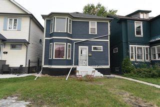 Photo 1: 863 Mulvey Avenue in Winnipeg: Residential for sale (1B)  : MLS®# 202120634