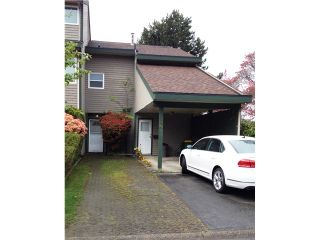 """Photo 1: 28 12120 189A Street in Pitt Meadows: Central Meadows Townhouse for sale in """"MEADOW ESTATES"""" : MLS®# V1071152"""