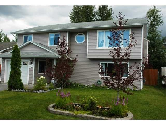 Main Photo: 4479 WHEELER Road in Prince George: Charella/Starlane House for sale (PG City South (Zone 74))  : MLS®# N204422