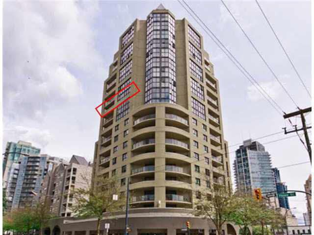 Main Photo: 1202 789 DRAKE STREET in : Downtown VW Condo for sale : MLS®# V962758