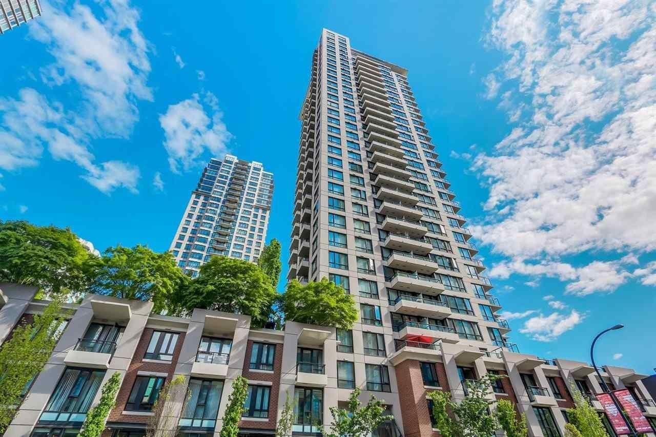 Main Photo: 2509 909 MAINLAND Street in Vancouver: Yaletown Condo for sale (Vancouver West)  : MLS®# R2592853
