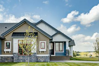 Photo 1: 88 Clear Creek Place in Rural Rocky View County: Rural Rocky View MD Semi Detached for sale : MLS®# C4280859
