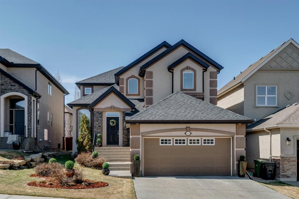Main Photo: 133 CRANRIDGE Heights SE in Calgary: Cranston Detached for sale : MLS®# A1091350