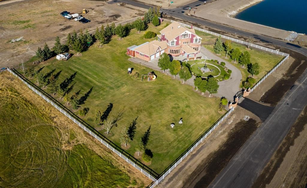 Main Photo: 11 Keaton Boulevard in Rural Rocky View County: Rural Rocky View MD Detached for sale : MLS®# A1059464