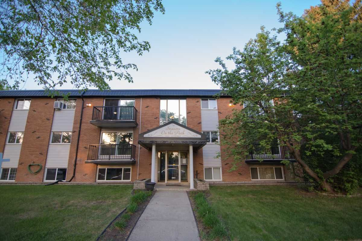 Main Photo: #1 10255 117 ST NW in Edmonton: Zone 12 Condo for sale : MLS®# E4021530