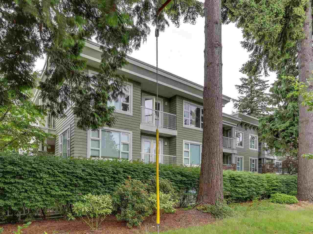 """Main Photo: 307 988 W 54TH Avenue in Vancouver: South Cambie Condo for sale in """"HAWTHORNE VILLA"""" (Vancouver West)  : MLS®# R2284275"""