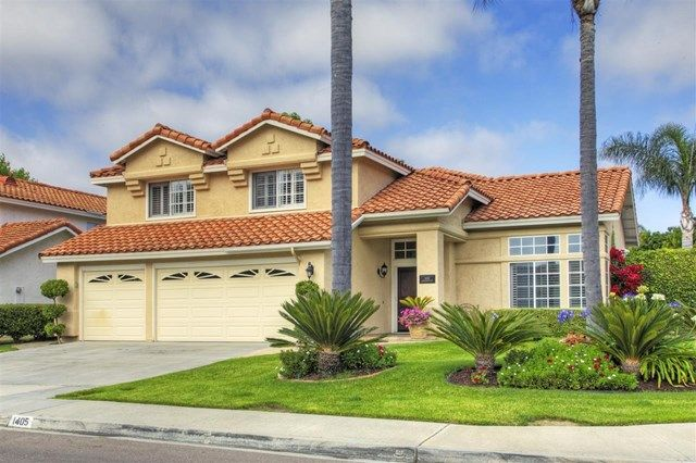 Main Photo: House for sale : 4 bedrooms : 1405 Wildmeadow in Encinitas