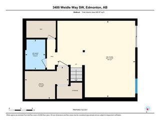 Photo 30: 3400 WEIDLE Way in Edmonton: Zone 53 House Half Duplex for sale : MLS®# E4229486