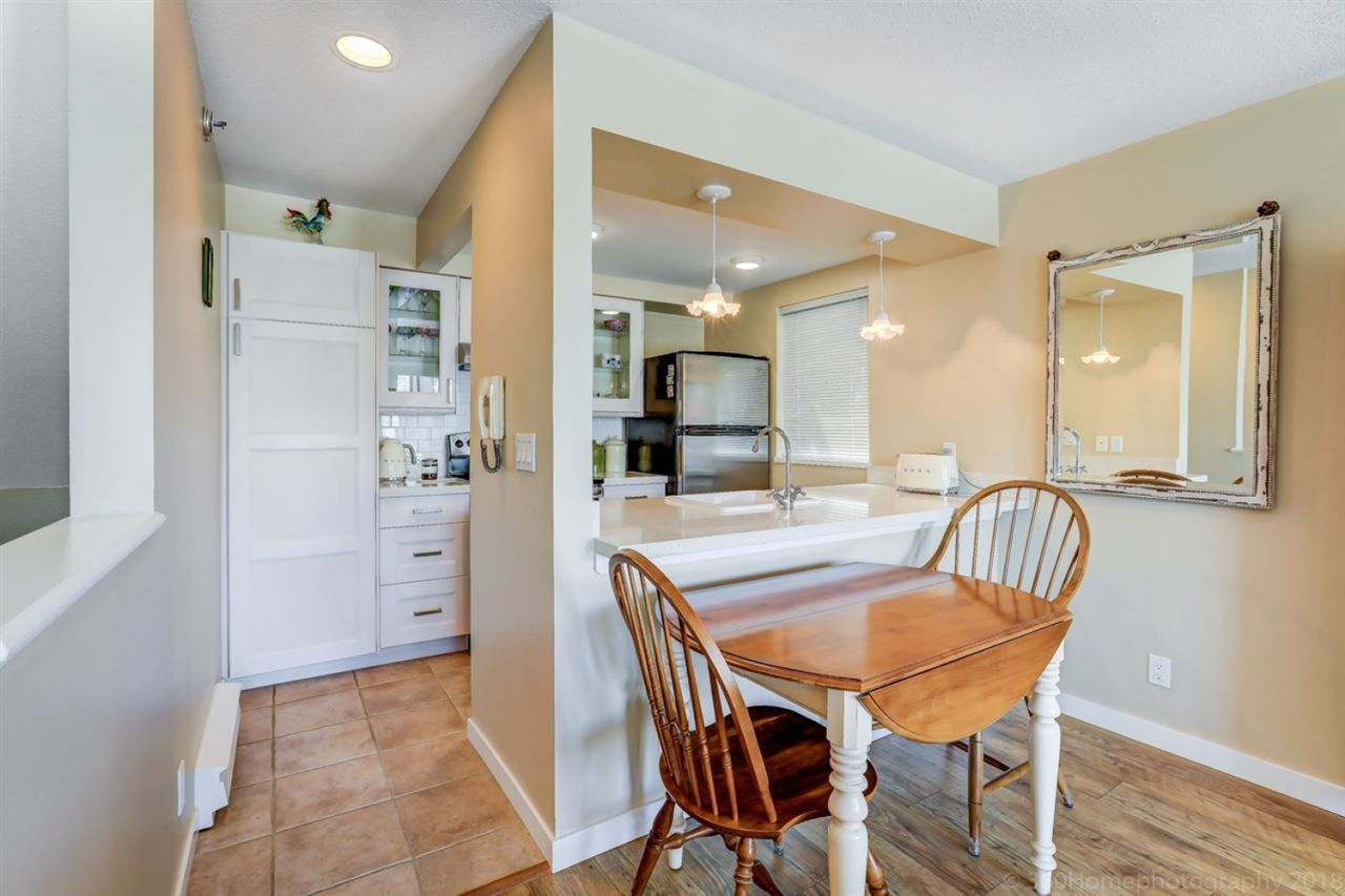 """Photo 6: Photos: 4 973 W 7TH Avenue in Vancouver: Fairview VW Condo for sale in """"SEAWINDS"""" (Vancouver West)  : MLS®# R2273280"""