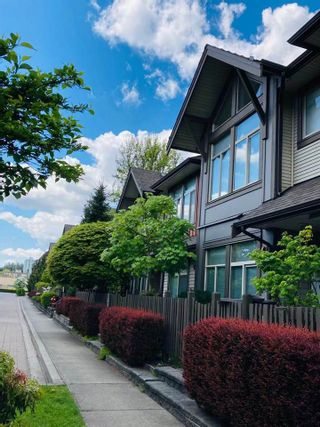 """Main Photo: 12 10066 153 Street in Surrey: Guildford Townhouse for sale in """"ESCADA"""" (North Surrey)  : MLS®# R2592588"""