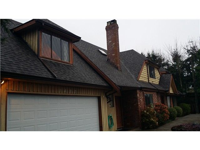 Main Photo: 1437 Chartwell DR in West Vancouver: Chartwell House for sale : MLS®# V1113601