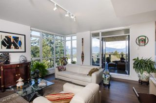 """Photo 2: 901 5989 WALTER GAGE Road in Vancouver: University VW Condo for sale in """"CORUS"""" (Vancouver West)  : MLS®# R2360139"""